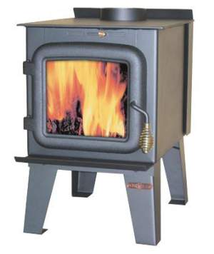 Drolet-compact-wood-burning-stive