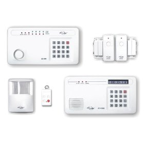 home security news affordable diy wireless home security system. Black Bedroom Furniture Sets. Home Design Ideas