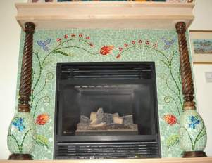 Fireplace Mantel Plans Design Ideas, Pictures, Remodel, and Decor