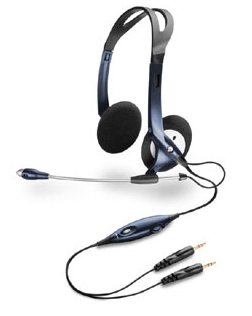 Headset-for-voice-recognition-software