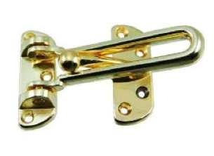 door chain lock anti theft doorchainlimiter home security news simple door chain is an easy upgrade