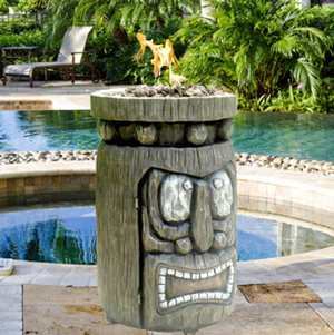 Tiki-fire-bowl