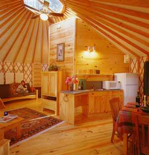 Yurt-home-inside