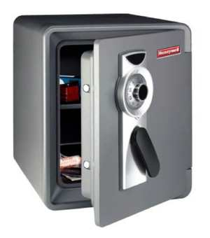 Home Security News: Honeywell Water- and Fireproof Safe