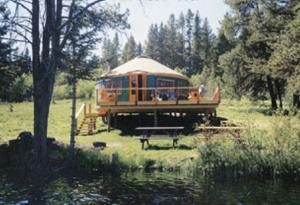 alternative housing: cost of yurt homes?