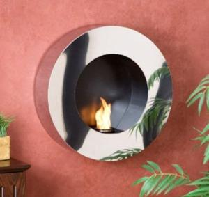 Modern-wall-gel-fuel-fireplace