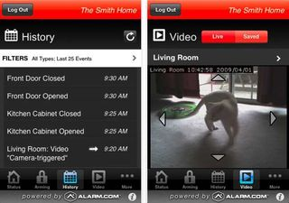 Home-security-system-iphone-app