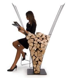 Modern-firewood-holder