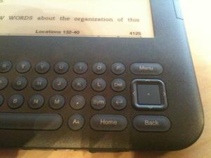 Kindle-keyboard-ergonomics-e-readers