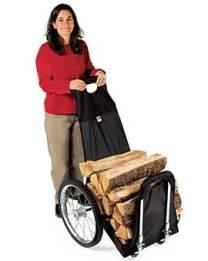 Foldingfirewoodcart