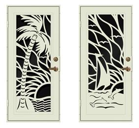 Stylishsecurityscreendoors