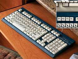Keyboardwithbigletters